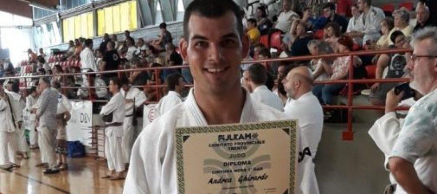 Andrea Ghirardo neo cintura nera